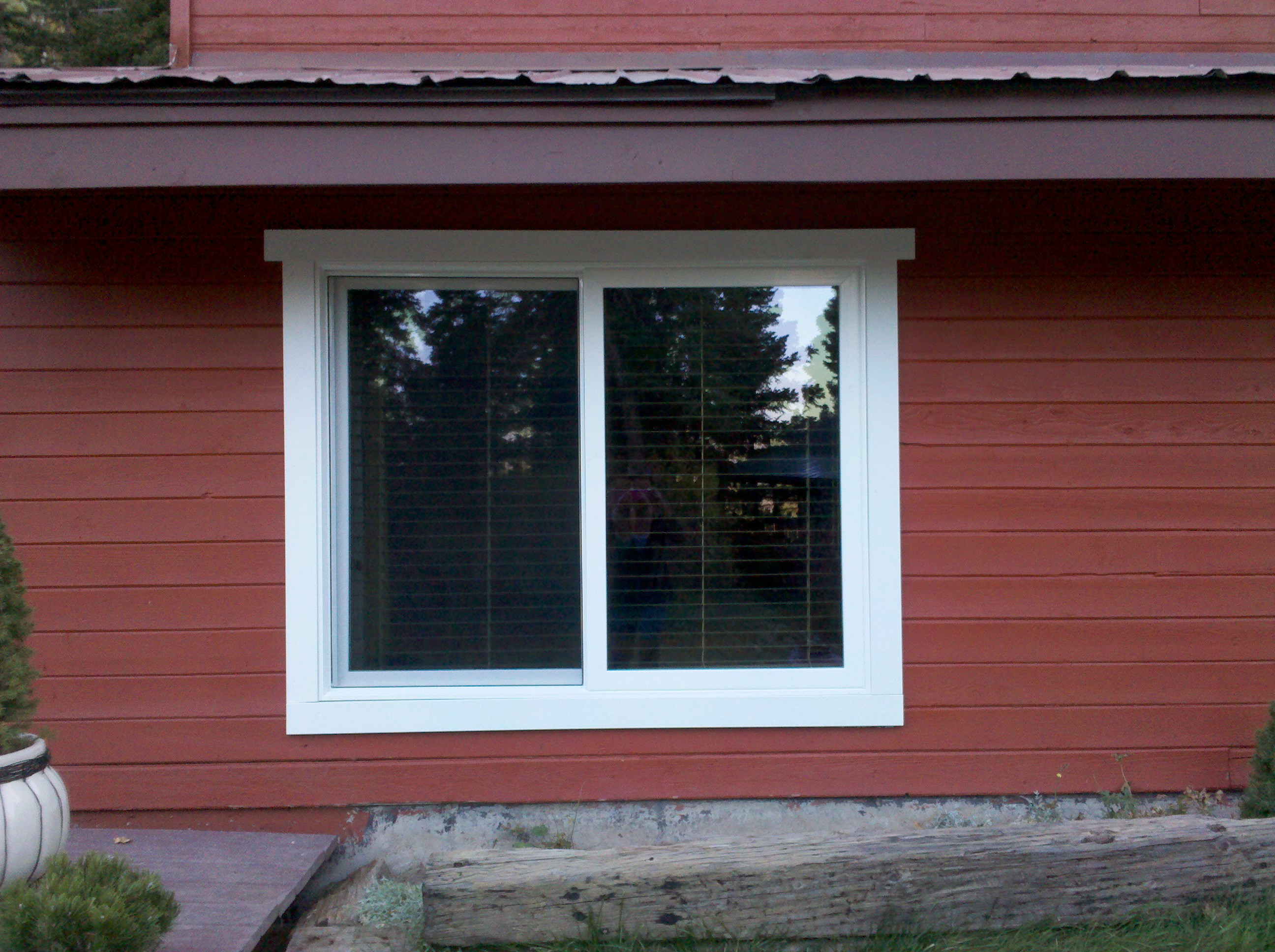 Exterior House Windows